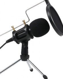 pc mic front